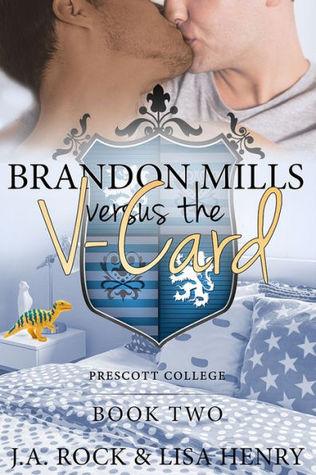 Brandon mills versus the v card by lisa henry 37791410 fandeluxe Images