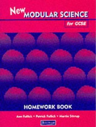 New Modular Science for GCSE: Homework Book