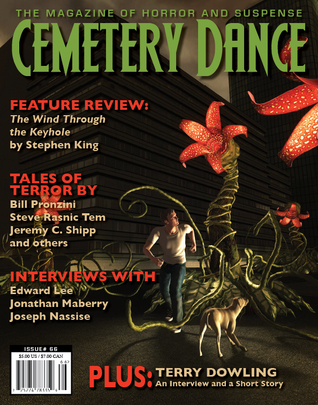 Cemetery dance: issue 66 by Richard Chizmar