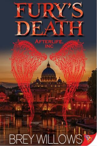 Fury's Death (Afterlife Inc., #3)
