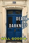 Book cover for Death in Darkness (Molly Sutton Mysteries Book 8)