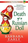 Death of a Russian Doll (Vintage Toyshop Mystery, #3)
