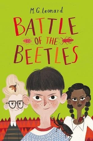 Battle of the Beetles (Battle of the Beetles, #3)