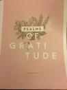 Psalms Of Gratitude