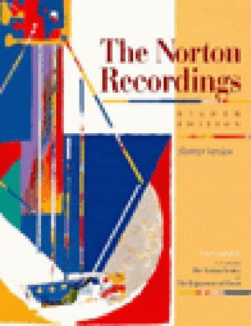 The Norton Recordings to Accompany the Norton Scores and the Enjoyment of Music: Shorter Version (Vol 1 & 2)
