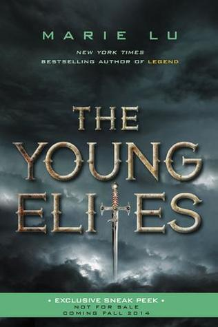 The Young Elites: Exclusive Sneak Peek