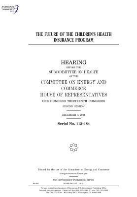 The Future of the Children's Health Insurance Program
