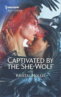 Captivated by the She-Wolf (The Wahyas of Walker's Run #4)
