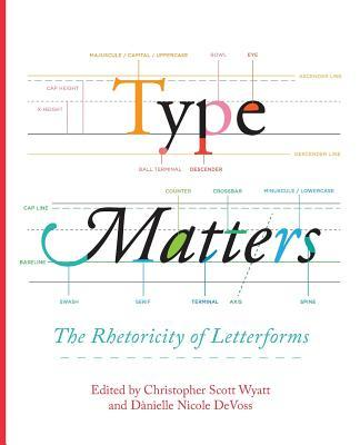 Type Matters: The Rhetoricity of Letterforms