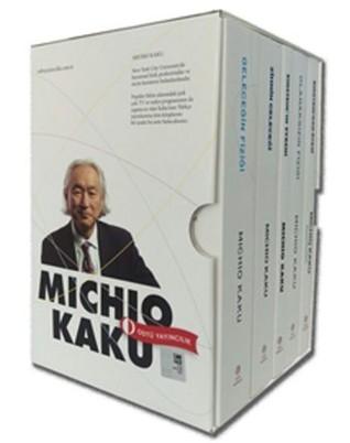 5 Kitap Takım: Zihnin Geleceği, Einstein'dan Ötesi, Olanaksızın Fiziği, Einstein'ın Evreni, Geleceğin Fiziği