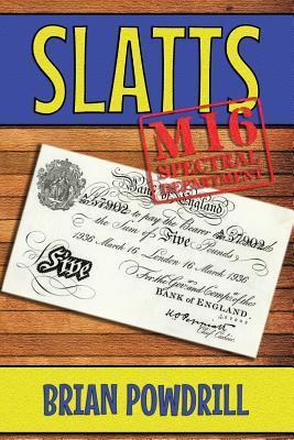 SLATTS, MI6 Spectral Department