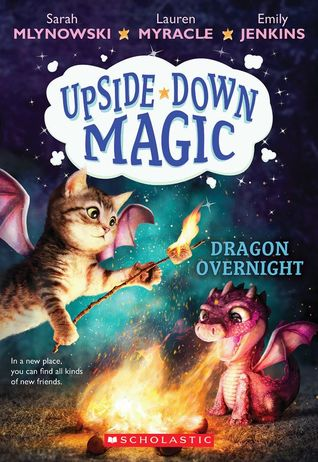 Dragon Overnight (Upside-Down Magic, #4)