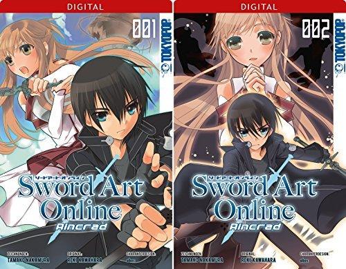 Sword Art Online - Aincrad (Reihe in 2 Bänden)