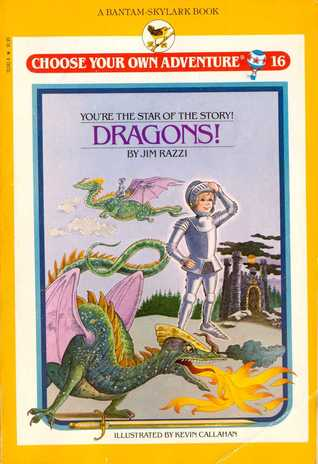 Dragons! (Choose Your Own Adventure: Young Readers, #16)
