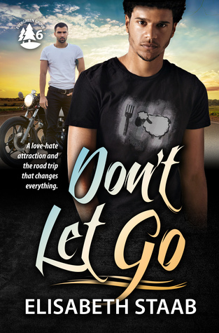 New Release Review: Don't Let Go (Evergreen Grove #6) by Elisabeth Staab