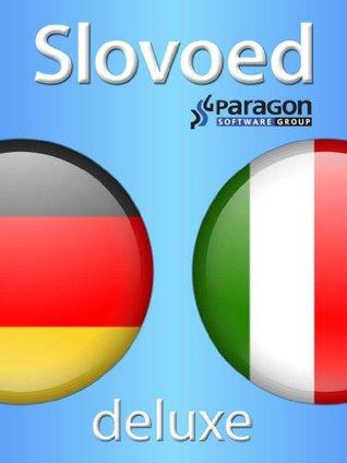 Slovoed Deluxe Italian-German dictionary