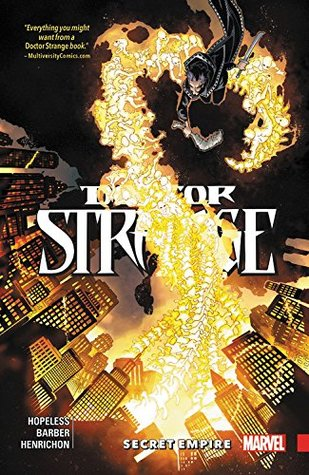 Doctor Strange, Vol. 5: Secret Empire
