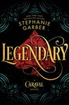 Book cover for Legendary (Caraval #2)