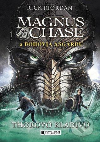 Thorovo kladivo (Magnus Chase a bohovia Asgardu, #2)