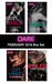 Harlequin Dare February 2018 Box Set: A Week to Be Wild\Off Limits\Legal Seduction\Ruled