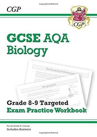 New GCSE Biology AQA Grade 8-9 Targeted Exam Practice Workbook