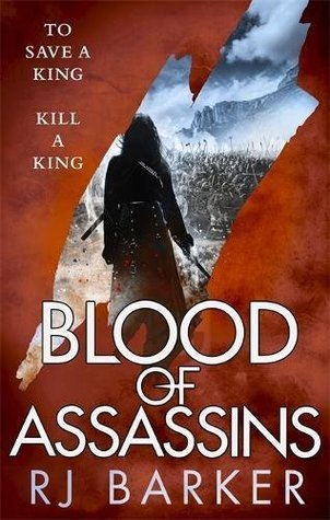 Blood of Assassins by R.J.  Barker