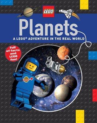 LEGO: Planets (Lego Non Fiction Reader Levl 3)
