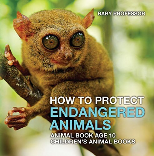 How To Protect Endangered Animals - Animal Book Age 10 | Children's Animal Books
