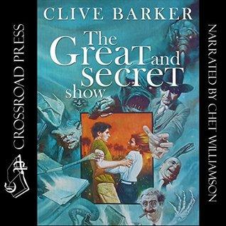 The Great & Secret Show Audiobook- Unabridged