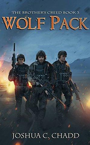 Wolf Pack by Joshua C. Chadd