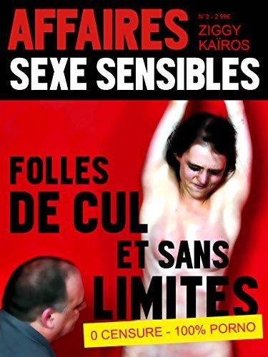Affaires Sexe Sensibles n°3 : Folles de cul et sans limites (Porno Pop Chaos)