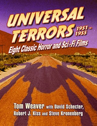Universal Terrors, 1951-1955: Eight Classic Horror and Science Fiction Films