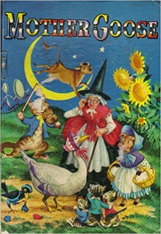 Mother Goose Book of Nursery Rhymes