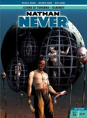 Nathan Never n. 14: Cuore di tenebra - Io, robot