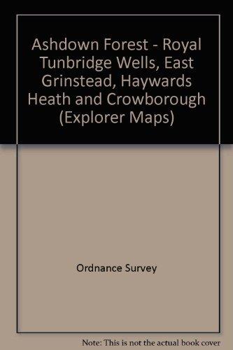 Ashdown Forest - Royal Tunbridge Wells, East Grinstead, Haywards Heath and Crowborough