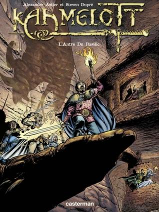 L'antre du Basilic (Kaamelott, #8)