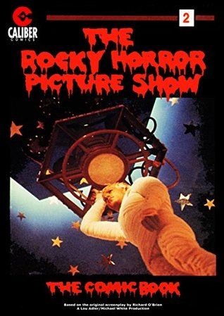 Rocky Horror Picture Show Comic Book #2