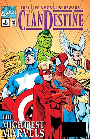 ClanDestine (1994-1995) #6
