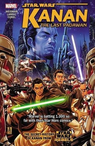 Star Wars: Kanan, Vol. 1: The Last Padawan