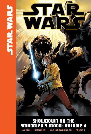 Star Wars: Showdown on the Smuggler's Moon, Volume 4