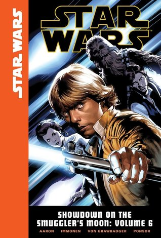 Star Wars: Showdown on the Smuggler's Moon, Volume 6