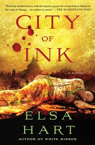 City of Ink (Li Du Novels #3)