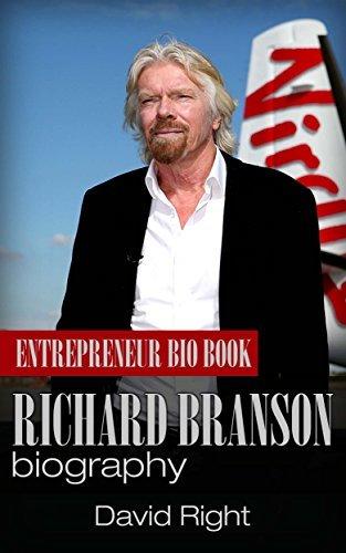 Richard Branson biogrphy entrepreneur bio book