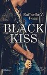 Black Kiss by Raffaella V. Poggi