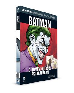 Batman: O Homem que Ri & Asilo Arkham (DC Comics Coleção de Graphic Novels, #34)