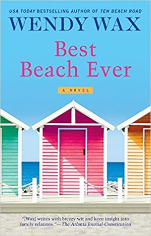 Best Beach Ever (Ten Beach Road, #6)