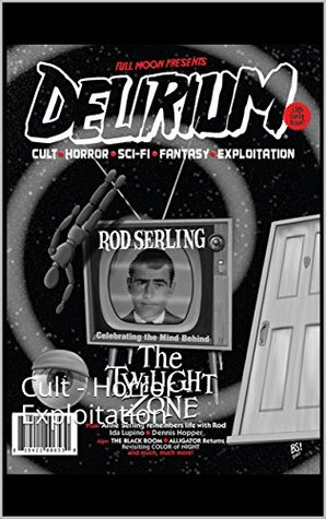 Delirium -13h Awesome Issue: Cult - Horror - Exploitation