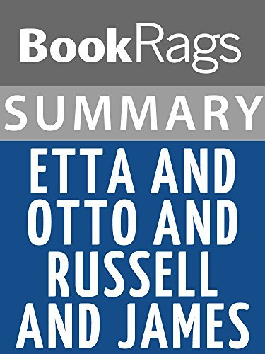 Summary & Study Guide: Etta and Otto and Russell and James