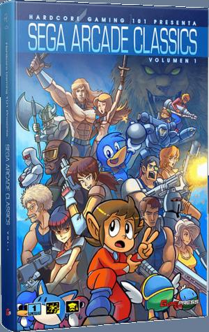 Sega Arcade Classics Volume 1 por Kurt Kalata