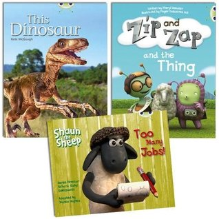 Learn to Read at Home with Bug Club Yellow Pack (2 fiction and 1 non-fiction)